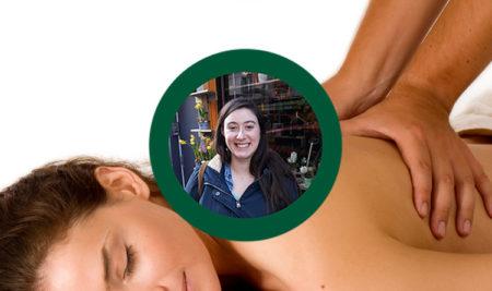 Amélie Joutant : Massage en entreprise nouvelle mode ou réelle source de bien-être ?