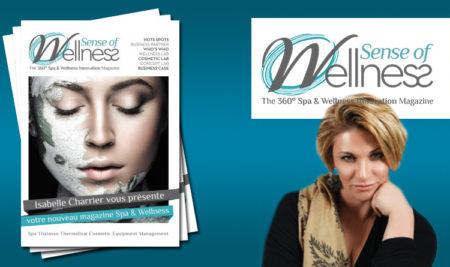 """Welcome to """"Sense Of Wellness"""" : le nouveau mag de la profession !"""