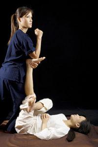 formation massage thaï par l'école des spas et instituts