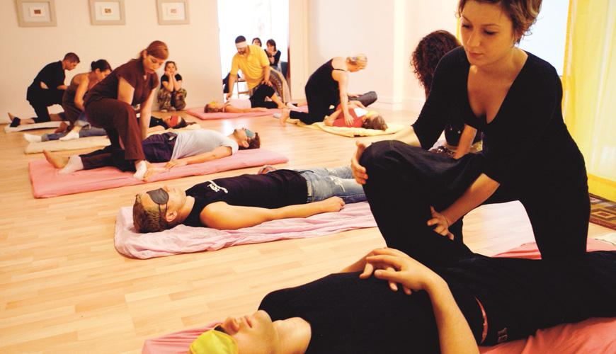 Massage Thaï ou Massage Thaïlandais