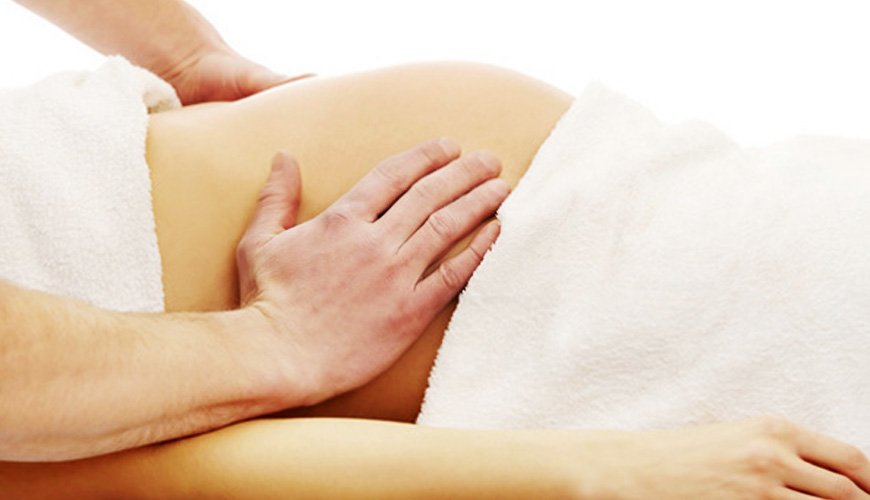 Massage de la femme enceinte : Prénatal