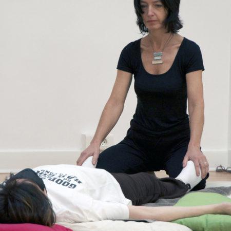 Massage Shiatsu ou pression des doigts