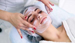 formation cap esthetique - nettoyage de peau - par ecole des spas et instituts