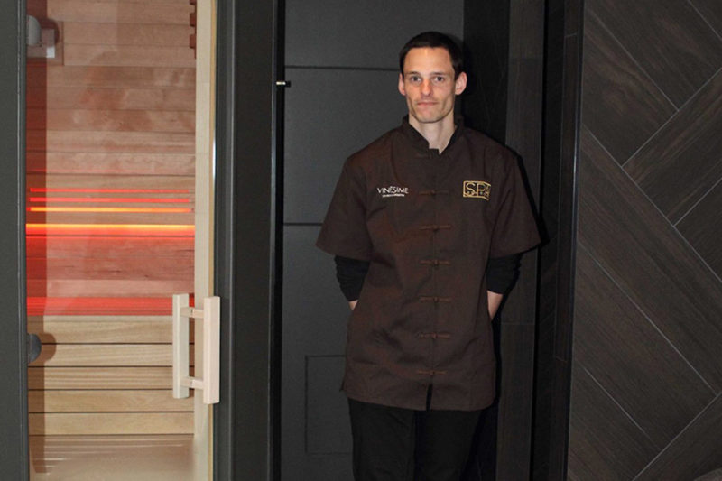 Guillaume Bry Spa Manager