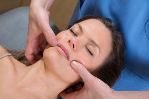 réflexologie du visage faciale et crânienne
