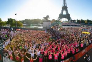 la parisienne, course pour la lutte contre le cancer
