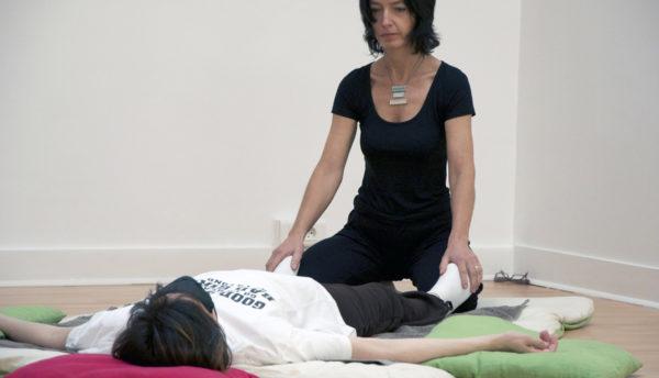 Formation Massage Shiatsu